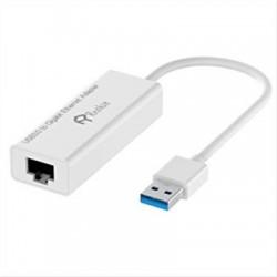CONVERSOR USB 3.0 A ETHERNET GIGABIT 101001000MBPS 0.15M NANOCABLE