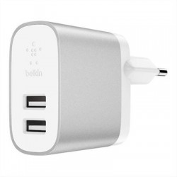 BELKIN 4.8A DUAL USB-A HOME CHARGER F8J107 R·