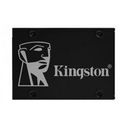 """SSD 2.5"""" 510GB KINGSTON 512G KC600 SATA3 KIT MONTAJE"""