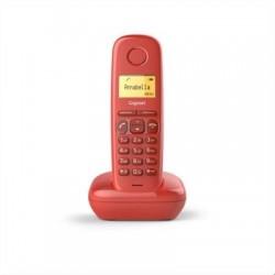 TELÉFONO INALÁMBRICO GIGASET A170 ROJO·