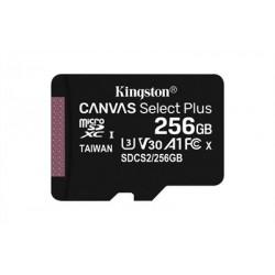 MEMORIA MICRO SD 256GB KINGSTON CANVAS SELECT PLUS KI·