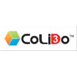 COLIDO 3D-JUEGO COMPLETO EXTRUSOR COLIDO 2.O PLUS