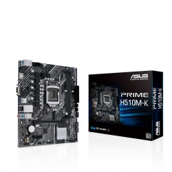 PLACA ASUS H510M-K PRIME SOCKET 1200 GEN10 GEN11