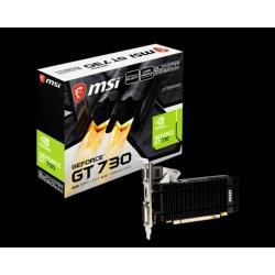 VGA MSI GT730K 2GB GDDR3 HDMI DVI-D VGA LowProfile