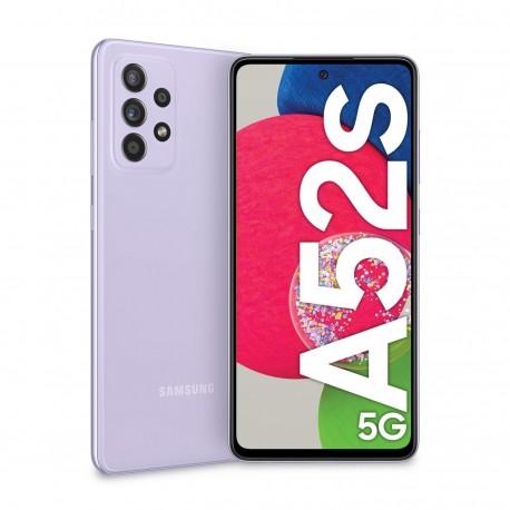 SMARTPHONE SAMSUNG A528 GALAXY A52S 5G 6GB 128GB LAVANDER