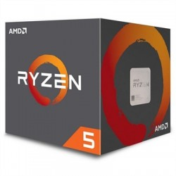 AMD RYZEN 5 2600 3.9GHZ 6 CORE 19MB SOCKET AM4
