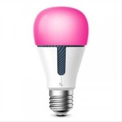 BOMBILLA LED TP-LINK KASA SMART LIGHT MULTICOLOR WIFI 2500K-9000K 800LM E27 WIFI